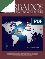 IB - Barbados International Finance & Business Magazine 2010