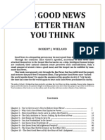 The Good News is Better Than You Think - PDF - Robert J. Wieland