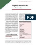 Developmental_assessment, P. Bolton