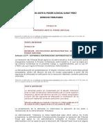 Procesos Ante El Poder Judicial Sunat Perú