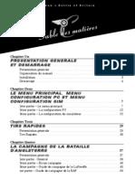BOB French Manual