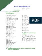 Ejercicios Derivación implícita.doc