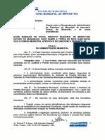 Lei Nº 1235-2007 Atualizada