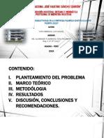 Tesis Clima Laboral y Productividad 2019