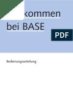 BASE Bedienungsanleitung