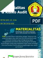 Auditing TM 9