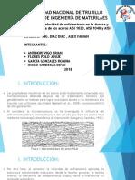 Efecto de La Velocidad de Enfriamiento en La Dureza y Microestructura de Los Aceros AISI 1020, AISI 1040 y AISI 1060