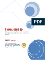 India United-A Report on Abrogation of Art. 370 in Jammu & Kashmir by Deepak Tongli