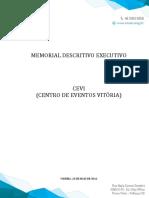 854314 Memorial Descritivo Executivo