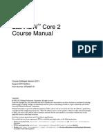 LVCore2 2013 Course Manual
