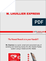 Ml Express Product Information