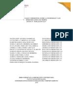 Actividad 5 - Iguales y Diferentes Entre La Diversidad y Los Derechos Línea de Tiempo Grupo f1-Poblacion Gay