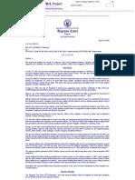 G.R. No. 200274 Domingo v. Sps. Molina, G.R. No. 200274. April 20, 2016