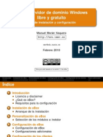 Ebox Servidor Dominio by Sa 100203103802 Phpapp01