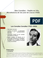 6. Luis González González – Pueblo en Vilo