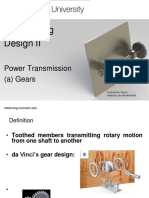 Lecture 15 Power Transmission
