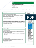 APA Style Electronic Resources Examples - APA Style Guide - LibGuides at University of South Carolina Upstate
