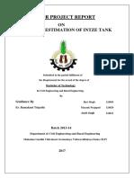 water tank design