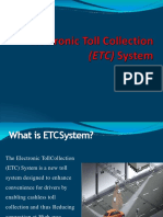 E Toll Collection
