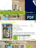 SUEZ Sewage Recycle Case Studies