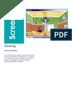 Cleaning Program Safe Program