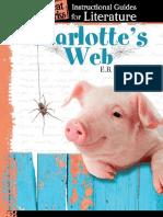 Charlotte's Web Book Activities