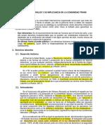 DERECHOS LABORALES Y SU IMPLICANCIA EN LA COMUNIDAD TRANS