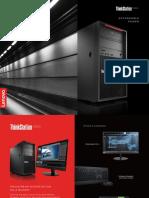 ThinkStation P520c Datasheet