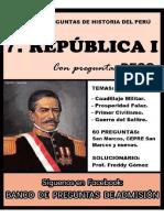 7. República i