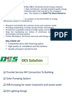 Dynamic Energy Solution Co