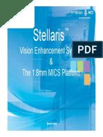 Stellaris MICS KOL Presentation