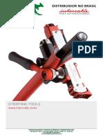Gonzaga Importação - Intercable Depliant E-I Stripping Tools