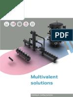 Sinusverteiler Multivalent Solutions
