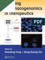 Feng Xiaodong Xie Hong-Guang-Applying Pharmacogenomics in Therapeutics-CRC Press 2016