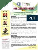 FOGSI Current Updates Vol 2