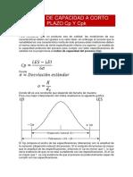 Indices de Capacidad