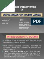 SOLWIN (Hybrid Solar-Wind Car)