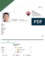 Zhen Ge - Profilo Giocatore 2019 _ Transfermarkt