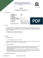 Silabo - 04408 Ingeniería de Alimentos III