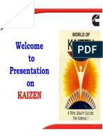 Kaizen and Its Tools