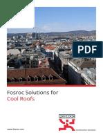 Fosroc Cool Roofs Brochure
