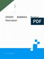 5 ZXSDR BS9800Z Product Description