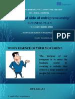 Business Plan Romania