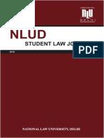 NLUD SLD-Vol.5(2018).pdf