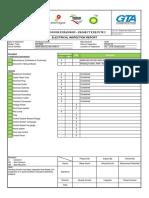 WIM - ES 2500 - Inspection Report