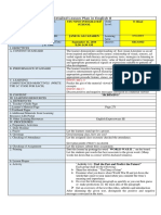 English 8 detailed lesson plan
