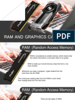 Graphics Card and Ram 101