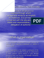 Forms of Organizations(Based on Structure)