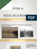 Chapter 14 Rizal