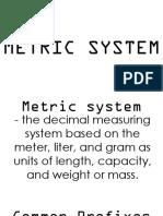1. Measurement (Part 2)